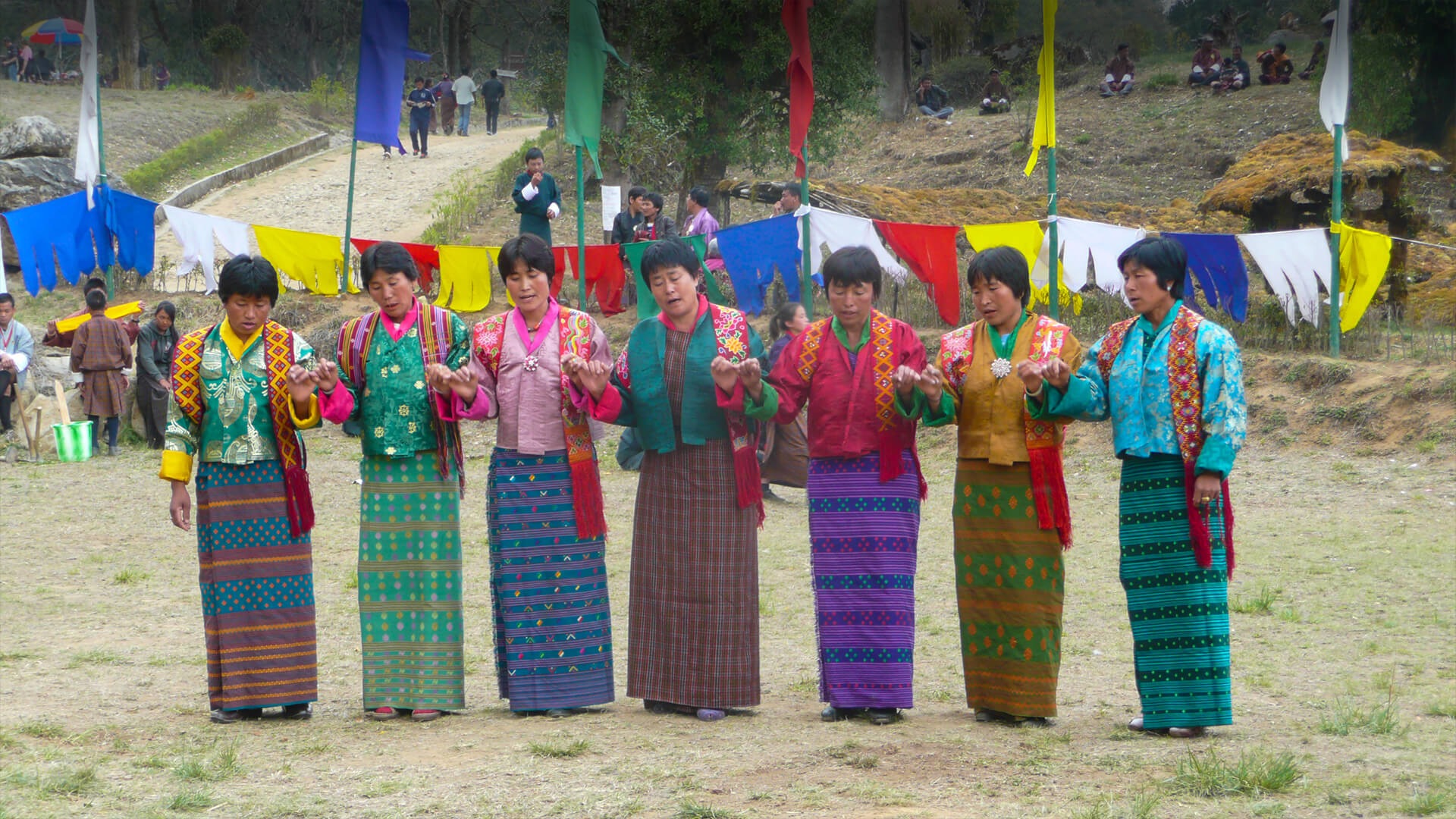Small Group Journeys to Bhutan
